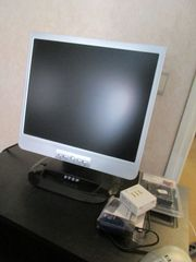 LCD monitor MR17 H1A mit