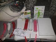 Nintendo Wii mit Balance Board