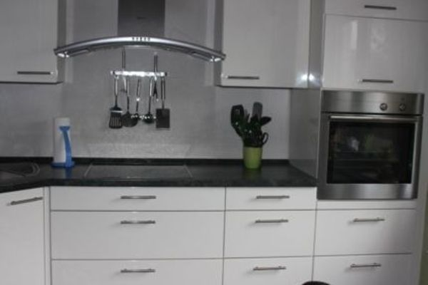 Wunderbar ALNO Küche 21 VME Lack Hochglanz