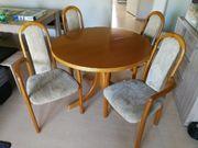 Tischgruppe Kirschholz Lübke