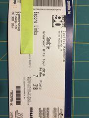Eintrittskarten Konzertkarten 2 x Smokie