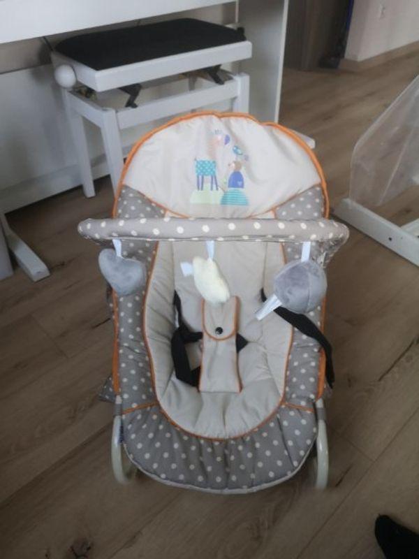 Hauck Baby Schaukel Winnie Pooh Elektriche Schauckel Super!! Möbel Selten....