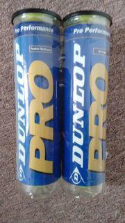Tennisbälle Dunlop Pro