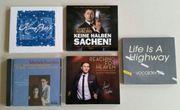 5 Musik CD