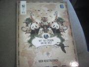 WWF-Sticker-Buch