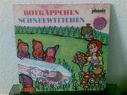 Rotkäppchen Schneewittchen 12 LP