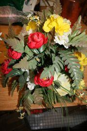DEKO Blumen 5 Sträuße und