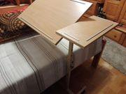 Krankenbett Beistelltisch