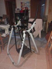 Hometrainer (Beine+Brust)