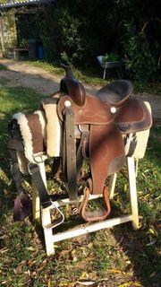 Kinder Pony Westernsattel