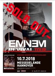 EMINEM Revival Tour -