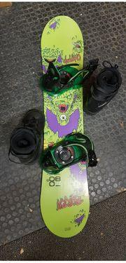 Kinder-Snowboard inkl Schuhe