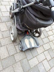 Kinderwagen Marke Teutonia Typ Mistral