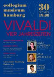 Collegium Misicum Hamburg Festkonzert VIVALDI