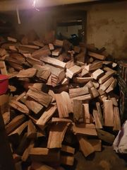 Brennholz Buche zuverschenken