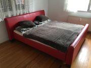 Bett günstig abzugeben!