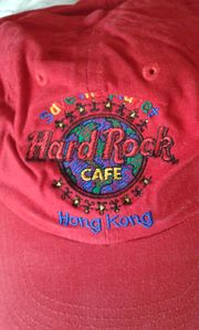 HARD ROCK CAFE -