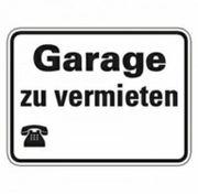 Garagenstellplatz Quadrate zu