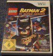 Wii Spiel Lego Batman 2