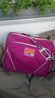 Vintage! Schultasche Scout