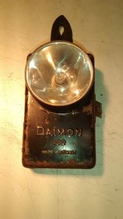 Taschenlampe DAIMON 412 pocketlight flaschlight