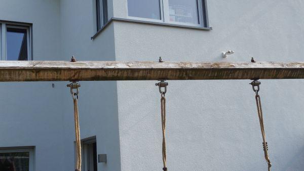 Klettergerüst Rutsche : Klettergerüst mit rutsche und netz in lampertheim sonstiges für