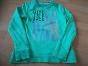 Sweatshirt Mädchen Shirt Langarmshirt Größe