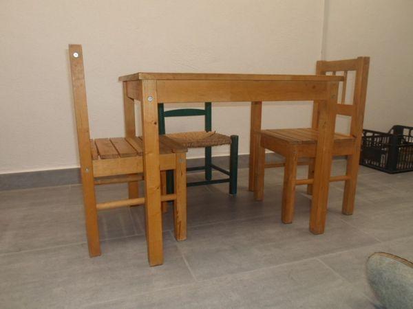 Kindertisch Stuhle Gunstig Gebraucht Kaufen Kindertisch Stuhle