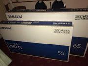Samsung Curved UHD