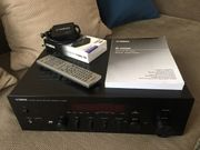 Yamaha R-N500 Stereo-Receiver kaum benutzt