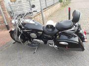 Kawasaki vn 1600 tourer classic