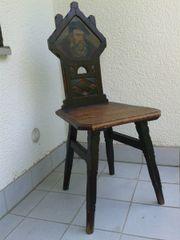 Stuhl rustikal,antik,