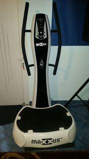 MAXXUS CVX8 Vibrationsplatte