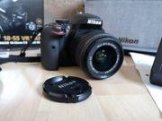 Nikon D3300 - NEUZUSTAND