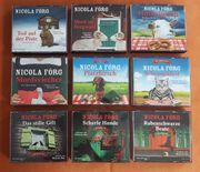 Verkaufe 9 Hörbücher Nicola Förg