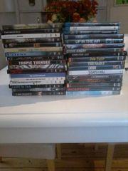 DVD und Blu-ray Sammlung