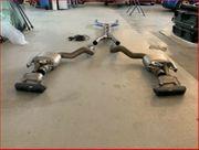 Akrapovic Klappenauspuff Mercedes C63 AMG