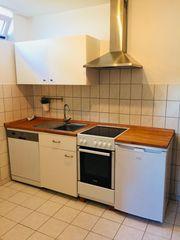 Küche IKEA weiß (
