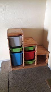 ikea trofast haushalt m bel gebraucht und neu kaufen. Black Bedroom Furniture Sets. Home Design Ideas