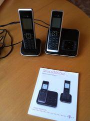 Sinus A205 Duo Telefonanlage mit
