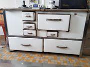Küchenherd für Holz Kohle Küchenhexe