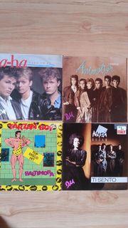 Singles aus 80ern