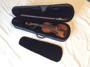Geige handgefertigt über 100 Jahre
