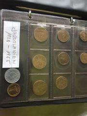 Münzen Sammlung Lot