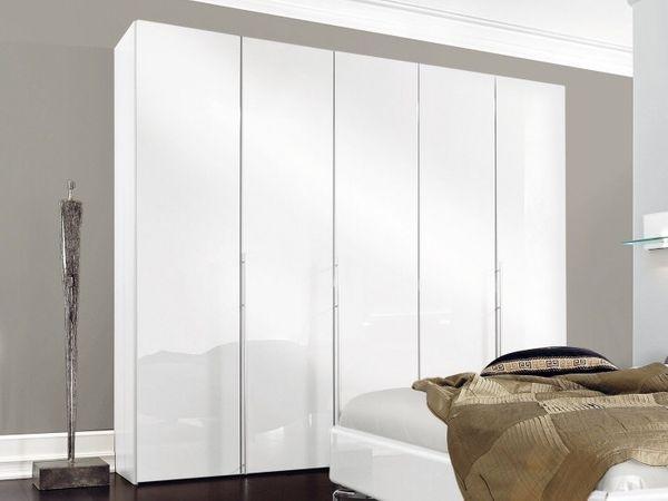 h lsta kleiderschrank wei hochglanz in wernau schr nke sonstige schlafzimmerm bel kaufen und. Black Bedroom Furniture Sets. Home Design Ideas