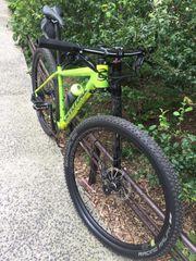 Cannondale MTB Fahrrad F-Si Carbon