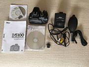 Nikon D5100 mit Life-View Funktion