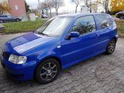 VW Polo Sport