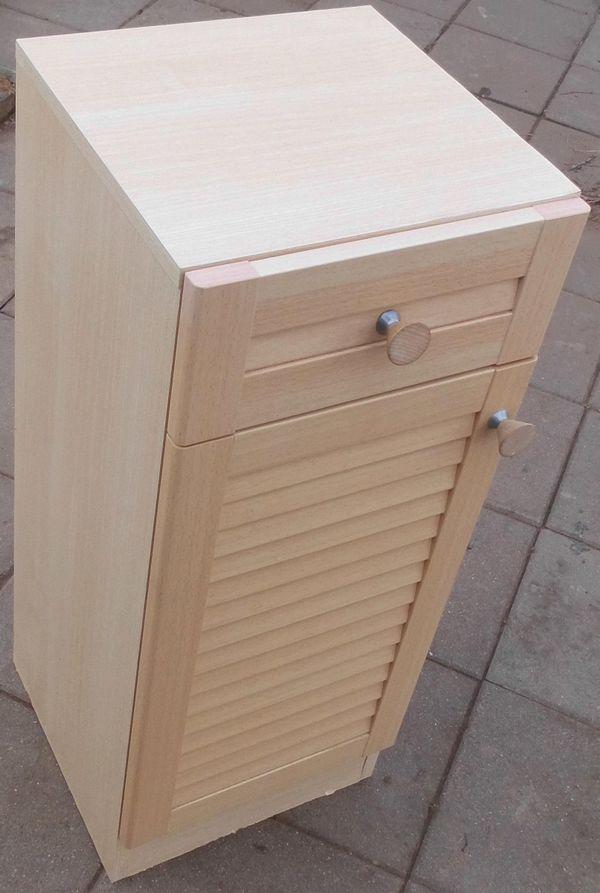 Kleiner Schrank Mit Schublade Und Tur B 33 X H 80 X T 33 Cm In