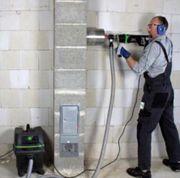 Kernbohrung Bohrung Küchenabzüge Lüftungen Klimaanlagen